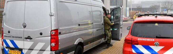 У Нідерландах пролунав вибух біля центру тестування на СOVID-19 (ФОТО)