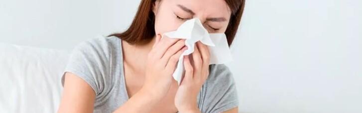 Не коронавирусом единственным: в Киеве продолжает расти число больных гриппом и ОРВИ