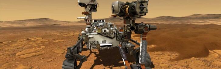 """Аппарат Perseverance """"рассказал"""" о климате на Марсе: NASA представила отчет"""