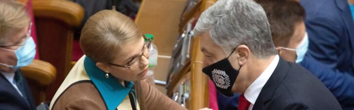 Зеленский против КСУ. Почему в дело Тупицкого вмешались Порошенко с Тимошенко