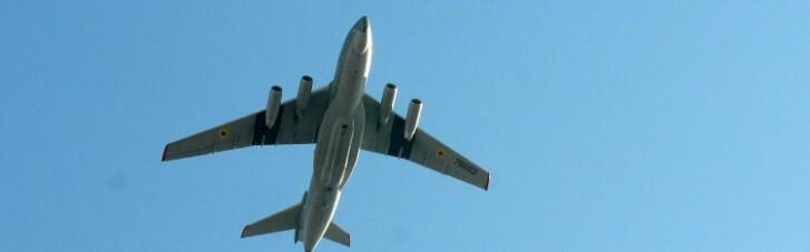 Україна заочно заарештувала 12 російських літаків за незаконні польоти до Криму