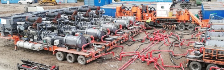 ДТЭК Нефтегаз получил добычу газа из уплотненных песчаников на глубине более 5 км