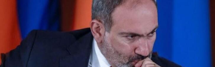 Пашинян сподівається, що військовий союз з Росією залишить Вірменію в безпеці