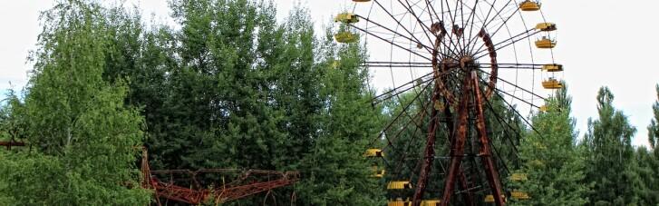 В Чернобыльской зоне будет работать специальный пожарный отряд