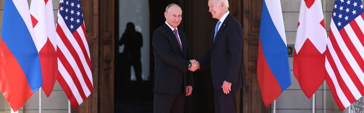 """По мотивам """"Крестного отца"""". О чем договорились Байден и Путин"""