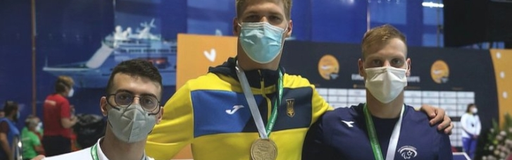 Паралимпиада-2020: Украина выиграла 18-ю медаль