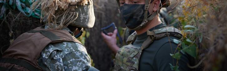 Еще один год войны на Донбассе. Почему Зеленский не смог вернуть мир