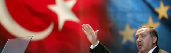 Туреччина в Європу піде іншим шляхом