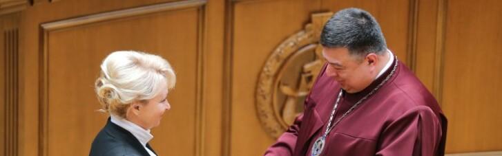 Глава КСУ Тупицкий обратился в суд с третьим иском из-за своего отстранения от должности
