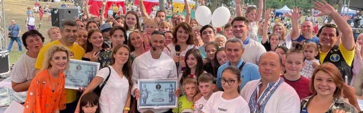 Київський БКК встановив національний рекорд