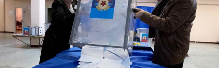 """Для галочки. Почему """"выборы"""" в ОРДЛО ничего не дали Кремлю"""