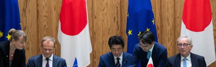 Наслідки великої угоди. Як Японія допоможе Україні освоїти європейський ринок (ІНФОГРАФІКА)