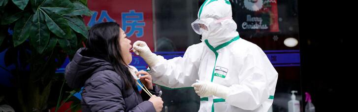 ВООЗ знову спробує з'ясувати у Китаю деталі спалаху коронавірусу