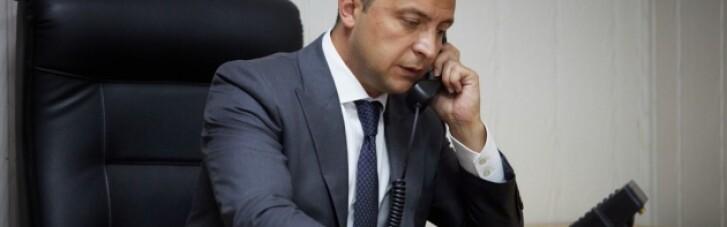 Зеленский пообещал Байдену продолжить борьбу с олигархами