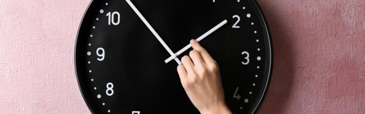 Нардепи розглянуть скасування сезонного переведення годинників