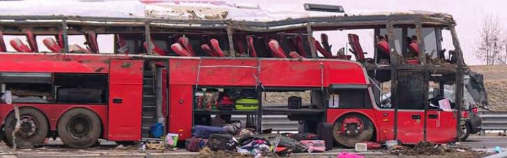 Аварія українського автобуса в Польщі: стало відомо про стан українців