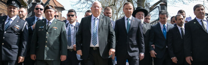 Хто кому антисеміт. Що значить для України ізраїльсько-російська ляпас Польщі