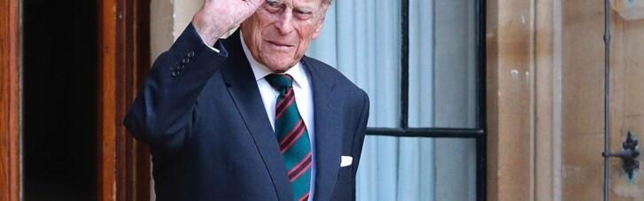 Мужа королевы Британии собираются выписать из больницы