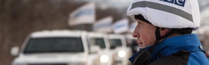 СММ ОБСЕ назвала число погибших мирных жителей на Донбассе в 2021 году