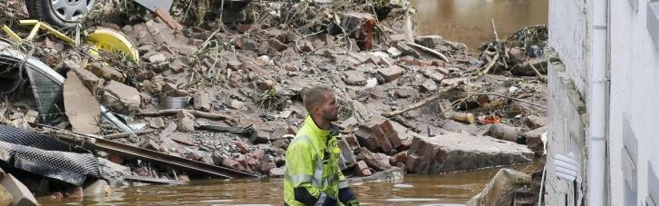 Наводнение в Бельгии: во время спасательной операции обнаружили еще одну жертву
