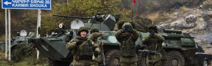 В Азербайджані знайшли підтвердження обстрілу своєї території російськими ракетами