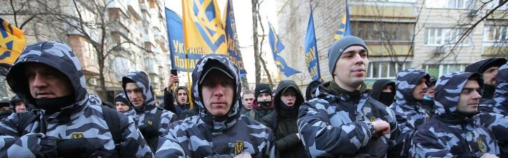 """Після арешту активістів """"Нацкорпус"""" збирається на протести"""