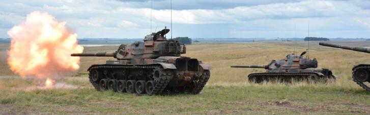 Про користь чужих танків. Чи зможе Україна заробити на модернізації американського М60 на службі у бразильців