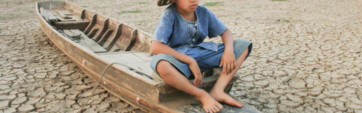 Апартеид и кондиционер. Зачем ООН смешивать климат с бедностью