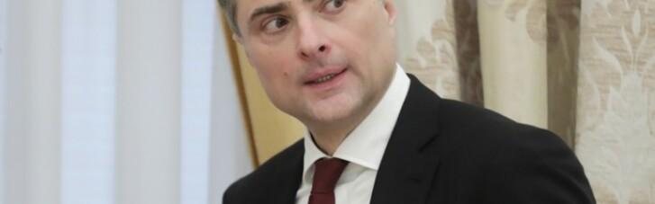 Новые санкции. Какие послания получил Сурков перед встречей с Волкером