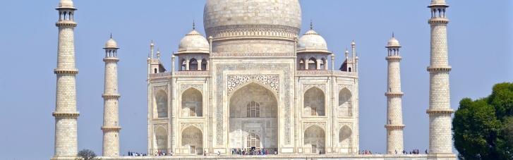 Індія знову відкриває для туристів Тадж Махал, але з обмеженнями