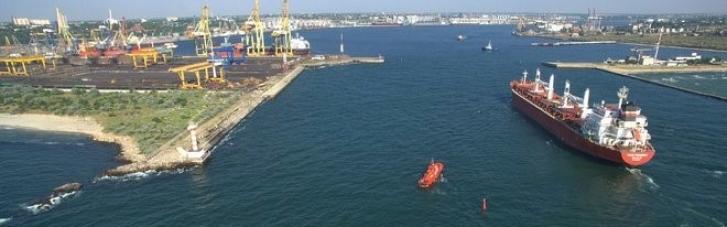 Дочерняя компания швейцарской RISOIL SA инвестирует $40 млн в инфраструктуру порта Черноморска