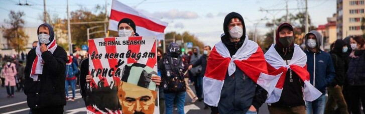 Не менше 230 осіб затримано під час акцій протесту в Білорусі