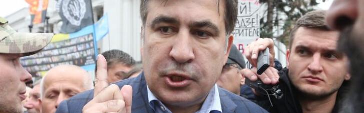 """Почему """"революция"""" Саакашвили заканчивается """"фейсбук-войной"""""""