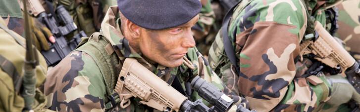 Королевский десант. Как нидерландских солдат едва не отправили на Донбасс