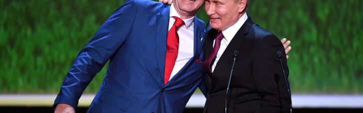 Щоденник мундіалю: вбивство українця, білоруське диво і обрусевшая ФІФА