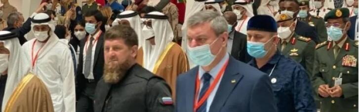 """Уруский о фото с Кадыровым: не считаю возможным """"шарахаться"""" от представителей страны-агрессора"""