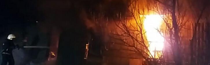 Під час пожежі на Дніпропетровщині загинули троє людей
