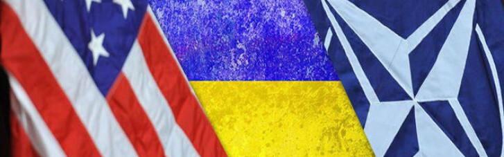 В Офисе президента ожидают сигнала от США относительно членства Украины в НАТО