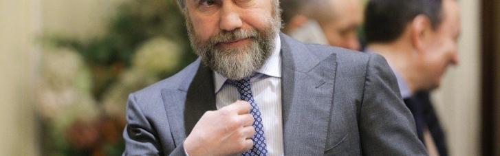 Не порозумілися: Новинський припинив переговори з Мураєвим про покупку каналу НАШ