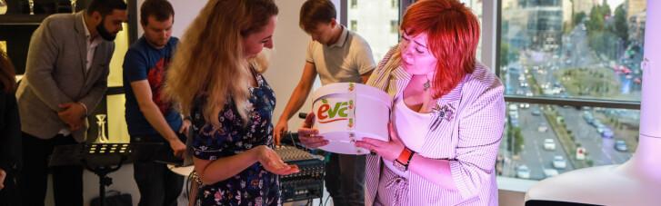 Александра Гнатик (EVA): О мамах, недоношенных детях и лучших подругах (ВИДЕО)