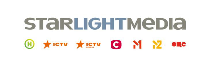 Медиагруппа StarLightMedia стала лидером украинского телерынка с долей 26,1%