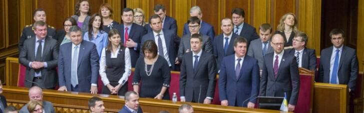 Як змінилося фінансове становище пішли міністрів (ІНФОГРАФІКА)