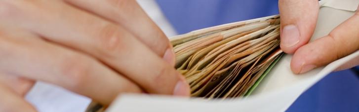 """От выплат в """"конвертах"""" больше всего страдают сами рабочие, — начальник ГУ ГНС в Днепропетровской области Анна Чуб"""