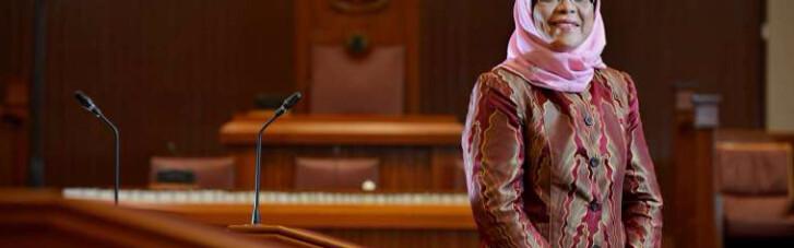 Президент без выборов. Чем займется женщина у руля Сингапура