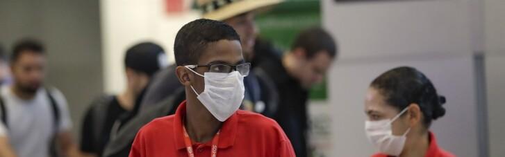 Системі охорони Бразилії загрожує колапс через пандемію COVID-19