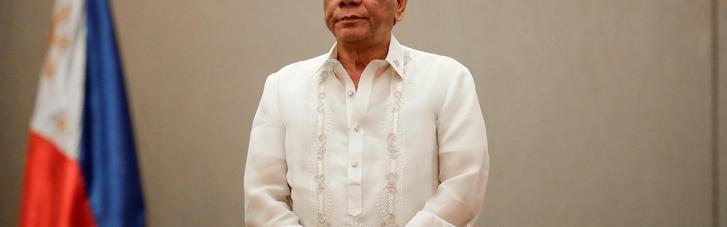 """Філіппінський """"друг"""" Путіна пригрозив в'язницею тим, хто відмовиться від COVID-вакцинації"""