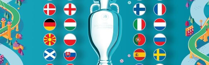 Євро-2020: букмекери дали прогноз на матч Україна — Англія