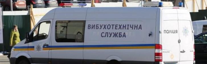 """У Києві невідомий """"замінував"""" низку лікарень"""