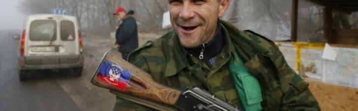 Розвідка озвучила втрати терористів на Донбасі за квітень