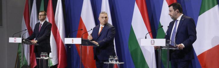 Без перспектив. Чому Орбан не зможе об'єднати правих Європи
